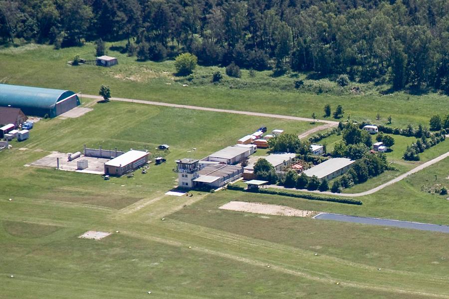 Roitzschjora Flugplatz