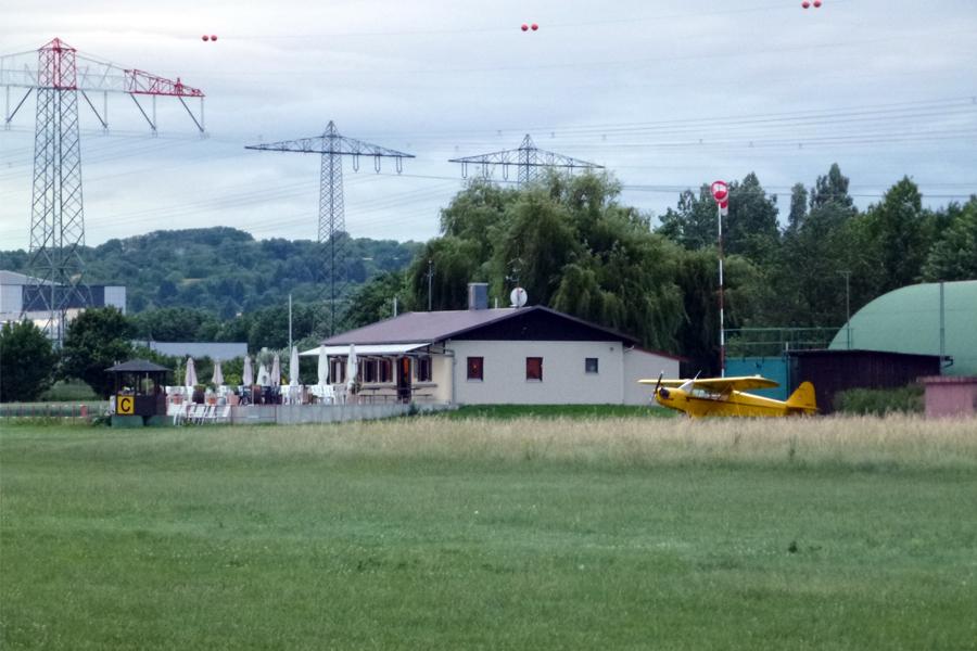 Flugplatz Bruchsal