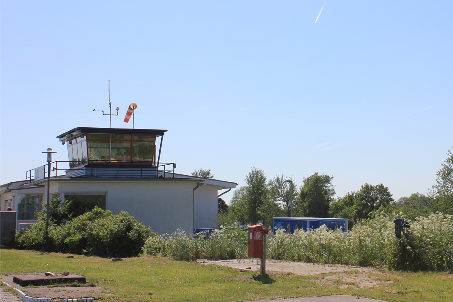 Rendsburg Flugplatz